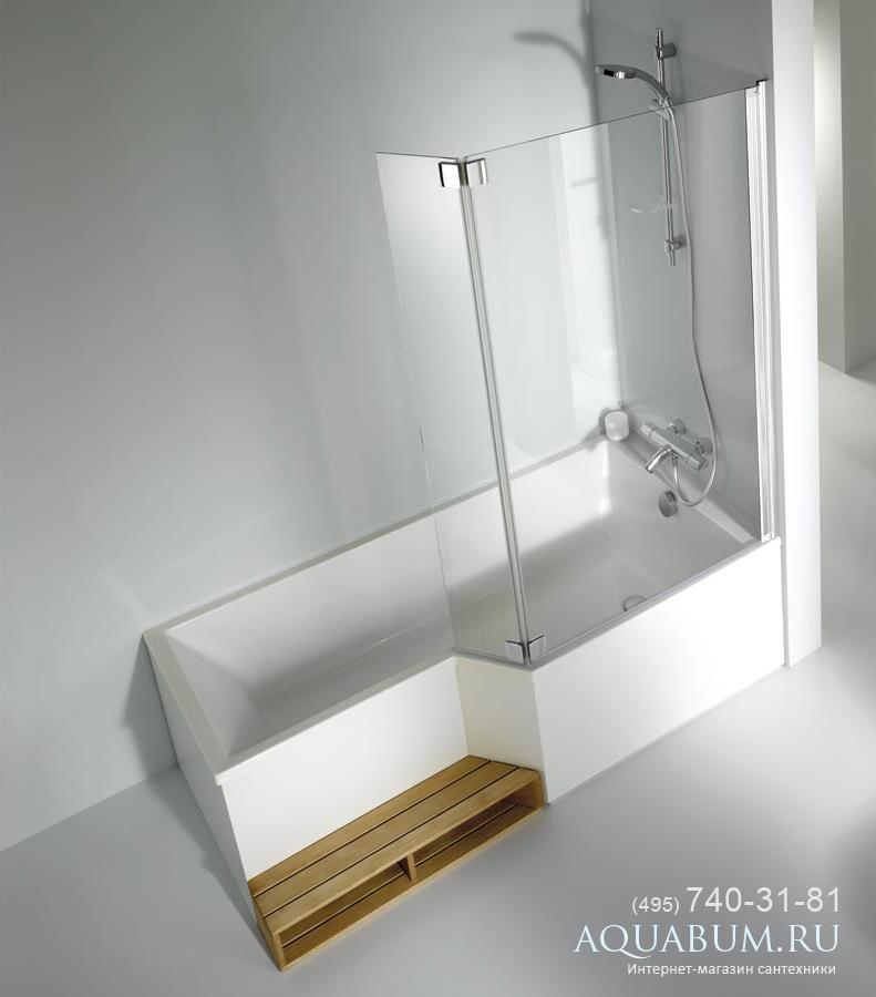 ванна акриловая Jacob Delafon Bain Douche Neo E6d000r 00